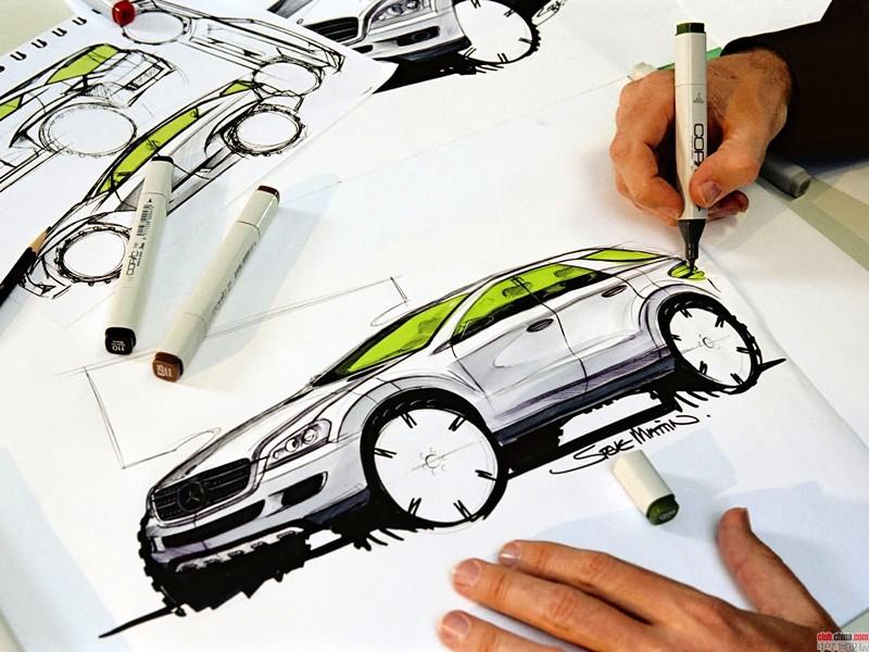 工业设计专业绘图
